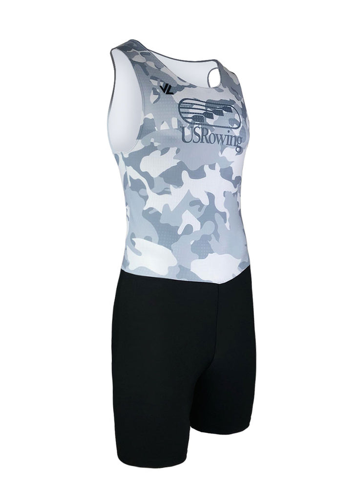 USRowing Men's Unisuit Camo