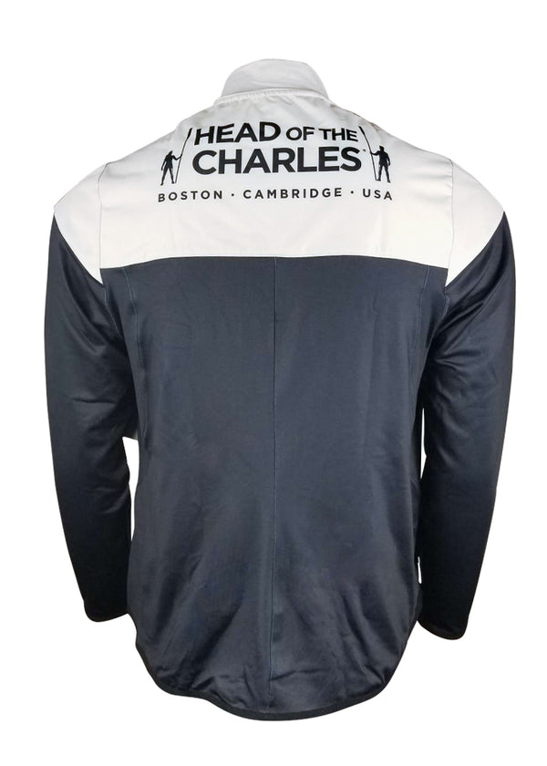 HOCR Travel Jacket Navy/White