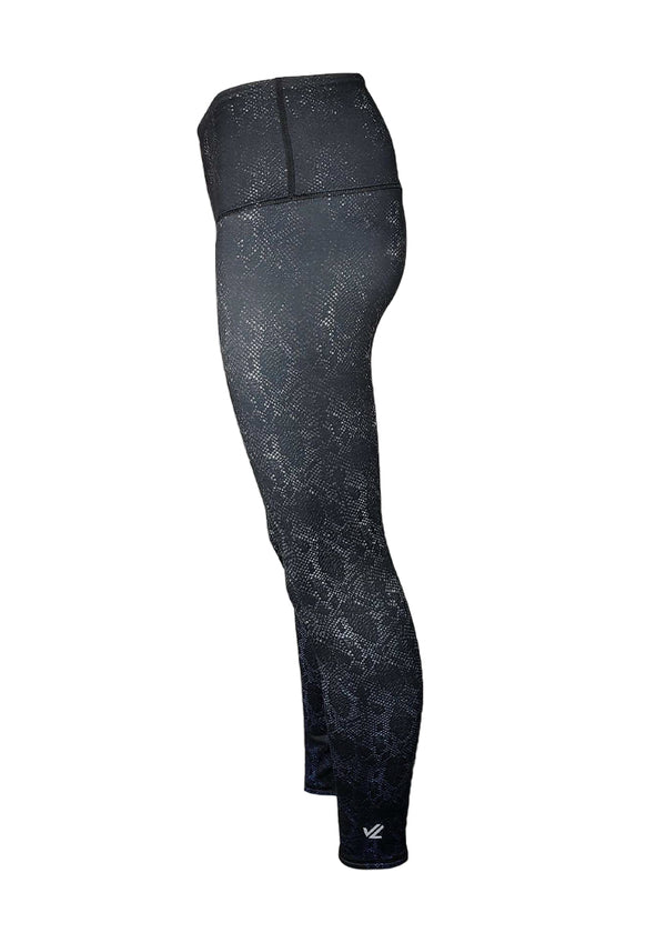 Women's Ombre Viper Leggings