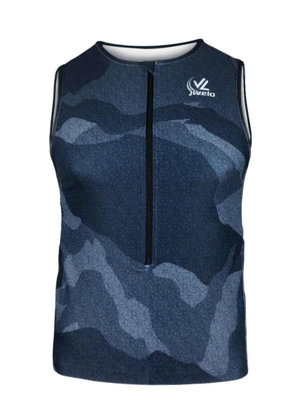 Men's Pro Tri-Top Dark Camo