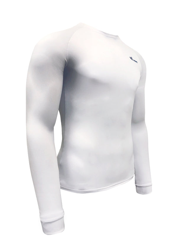 Drywick Long Sleeve Tech Shirt White