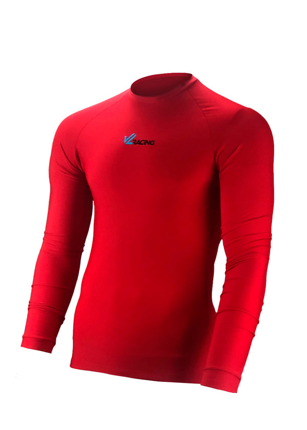 Men's Thermo Tech Shirt Red