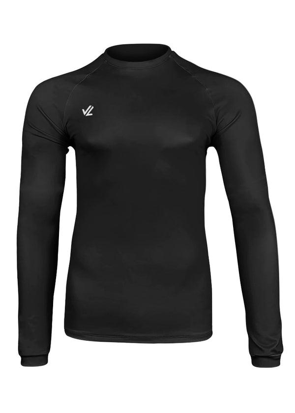 Thermo Long Sleeve Tech Shirt Black
