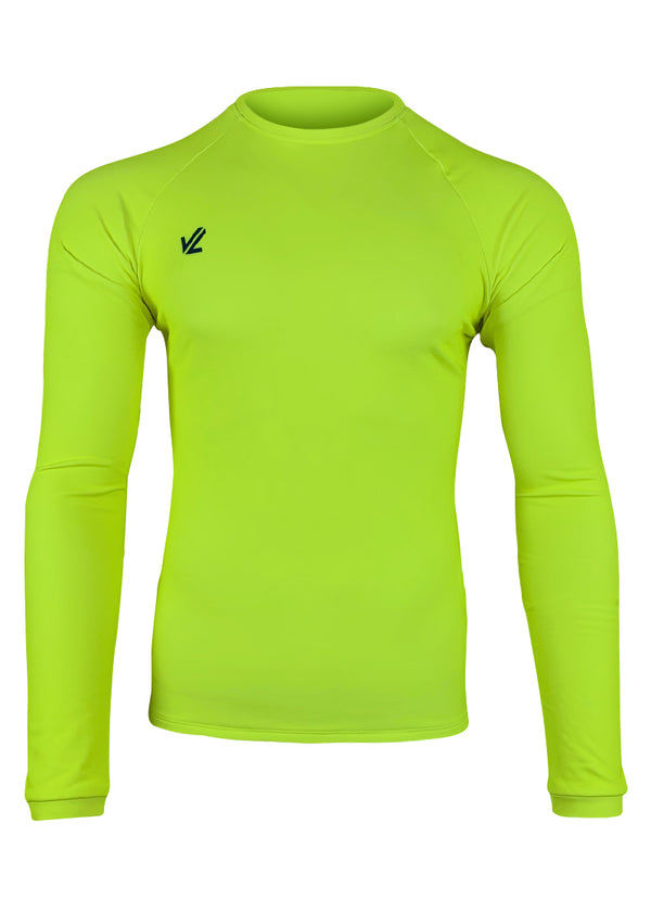 Thermo Long Sleeve Tech Shirt Hi-Viz