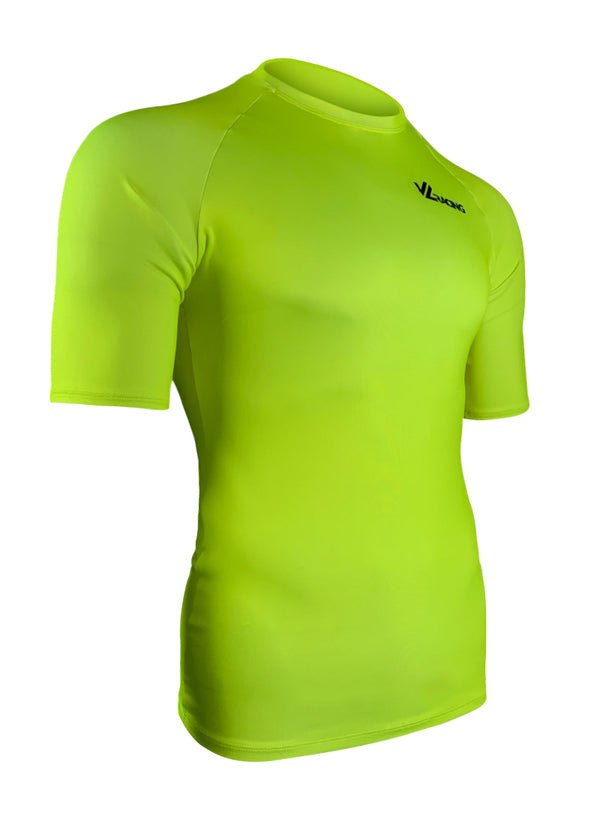 Classic Short Sleeve Tech Shirt Hi-Viz