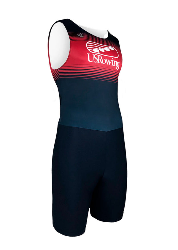 USRowing Men's Unisuit Fade