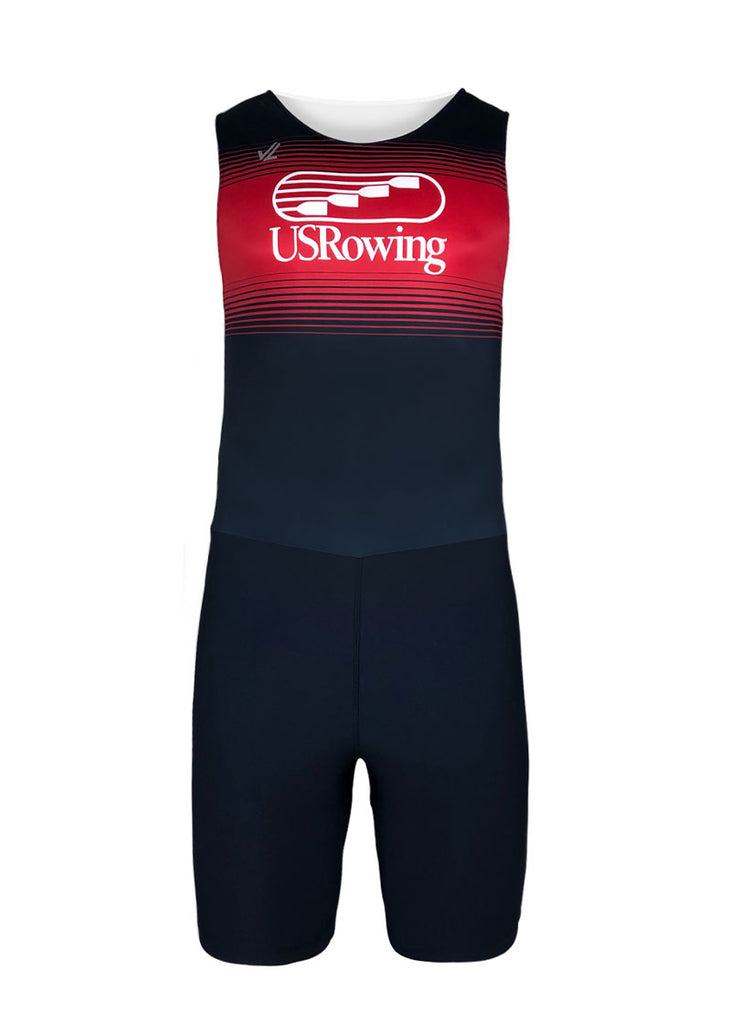 rowing unisuit zootie allinone AIO USRowing Men's Unisuit Fade US Rowing $50-$100, Men's, Unisuit, USA $84.95 Size XSmall  JLAthletics