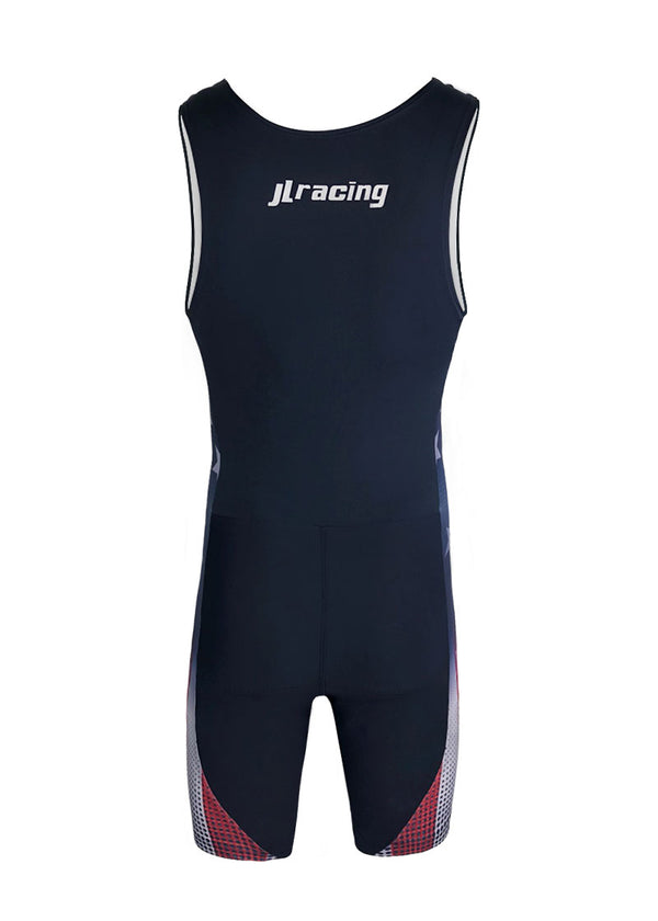 USRowing Men's Unisuit Navy