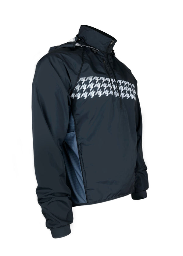Hi Viz high visibility Hi-Viz Hi-Viz Houndstooth Unisex Jacket JL Racing $100-$200, $50-$100, Hi-Viz Gear, Outerwear, What's New $119.95 Size XSmall  JLAthletics