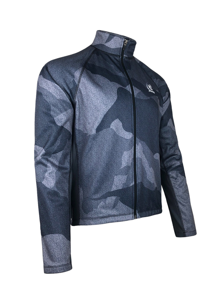 Team Velo Podium Jacket Dark Camo