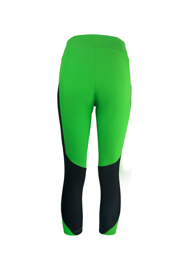 Thermo Mesh Capri Lime