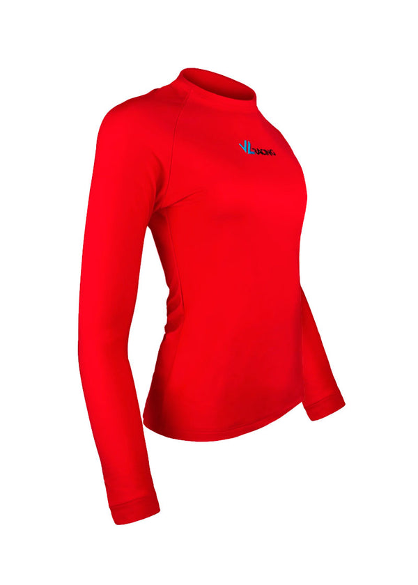 Women's Thermo Tech Shirt Red