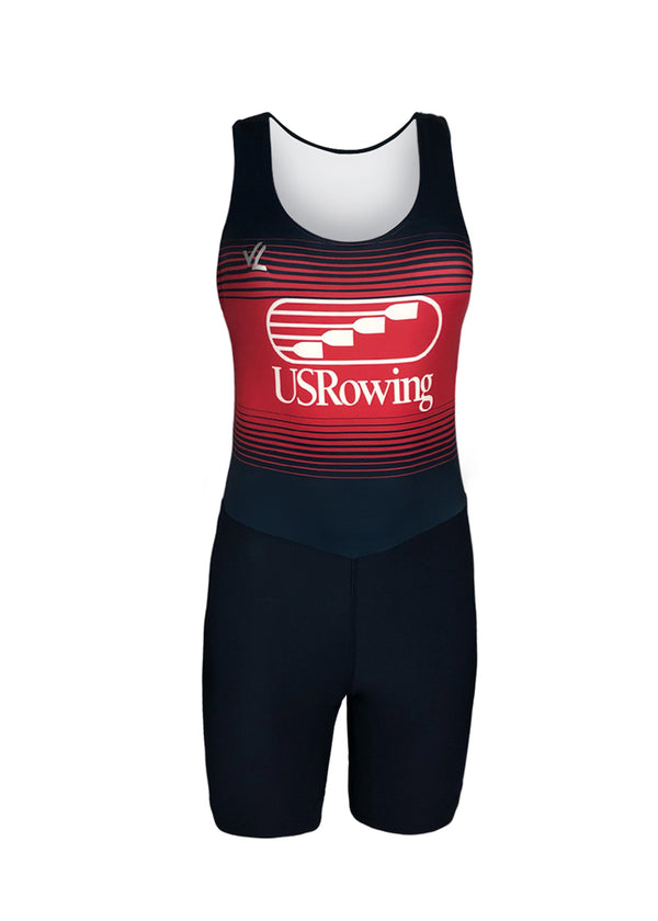 USRowing Women's Unisuit Fade