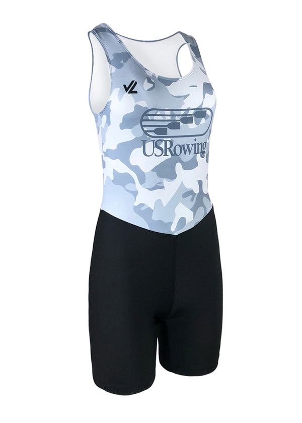 USRowing Women's Unisuit Camo