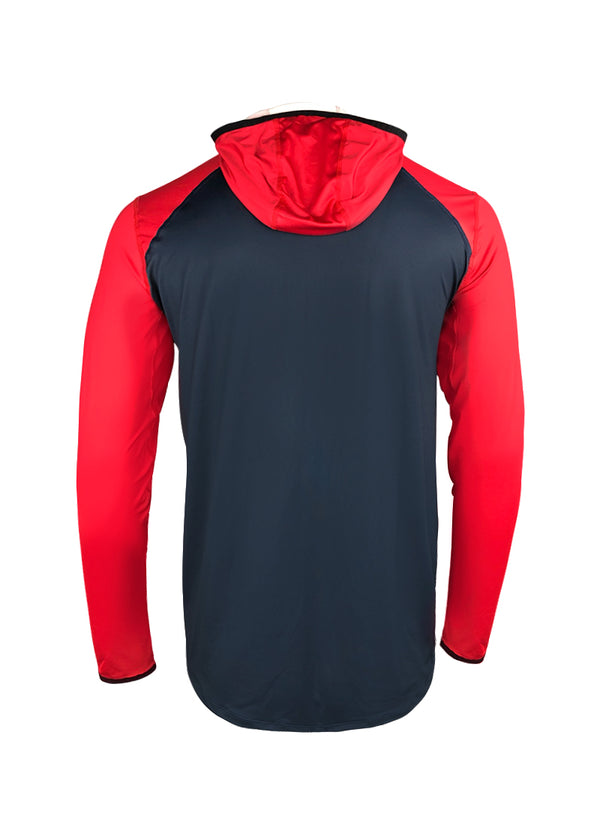 Fat Ergos Men's Lightweight Active Hoodie