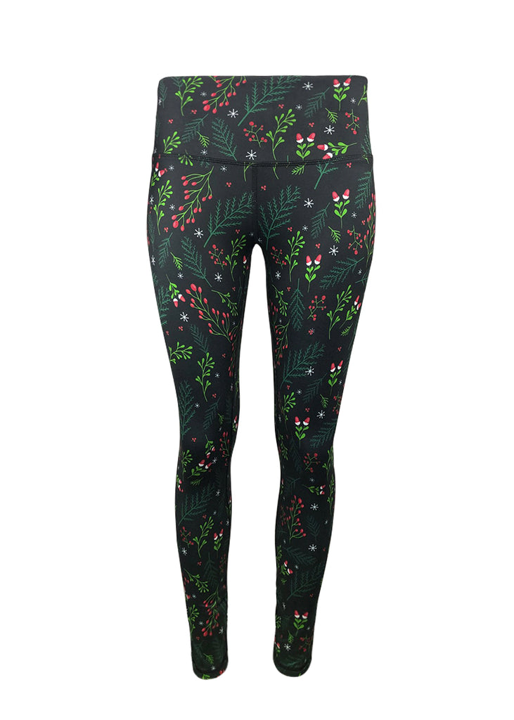 bottoms tights trou workout pant sweats sweatpants shorts capri bibshorts Mistletoe Tights JLAthletics $10-$50, Bottoms, Leggings, Tights, What's New, Women's $49.00 Size XSmall  JLAthletics