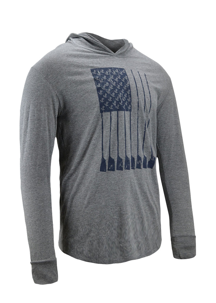 Tech Shirts Technical Shirts Performance Top Performance Tank Workout Top Long Sleeve Short Sleeve Tshirt Flag Hoodie Tee Grey JL Racing $10-$50, Hoodies + Sweatshirts, Long Sleeve, Men's, Outerwear, Tops, Women's $32.95 Size Small  JLAthletics