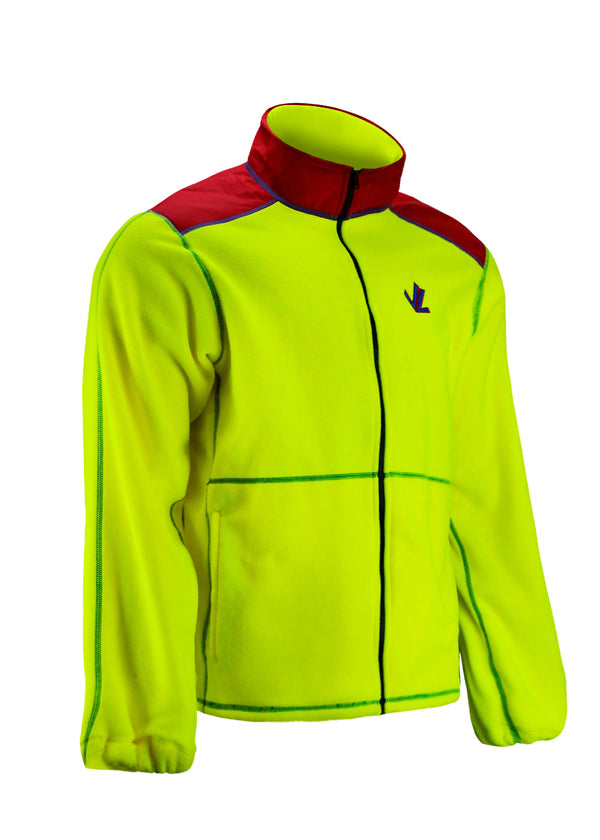 Tech Shirts Technical Shirts Performance Top Performance Tank Workout Top Long Sleeve Short Sleeve Tshirt Fleece Launch Jacket Waterproof Shoulders: Red JL Racing $10-$50, Bargain, Fleece Jackets, Hi-Viz Gear, Men's, Outerwear, Tops, Women's $39.95 Size Small  JLAthletics