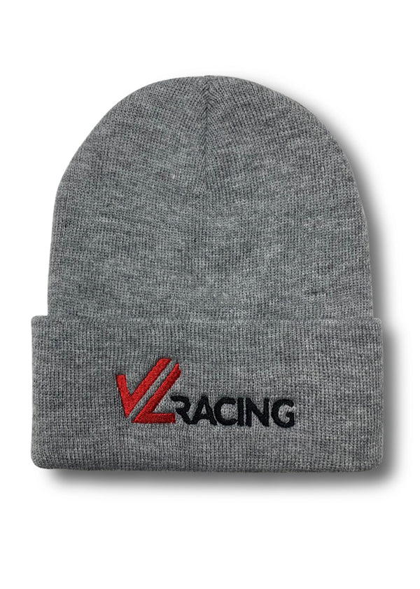 Heather Grey Logo Beanie