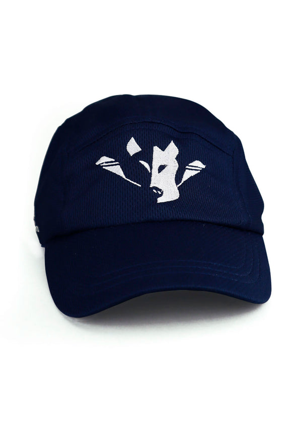 Wild Oar Running Hat Navy