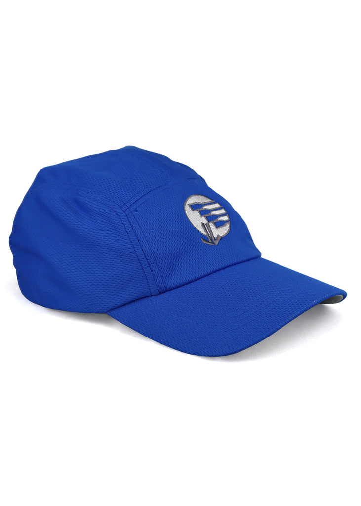 Coolplus Pique Hat Blue JL Racing $10-$50, Accessories + Warmers, Hats + Headbands, JL Hat, Men's, Performance Hat, Women's $18.95 Color Royal  JLAthletics