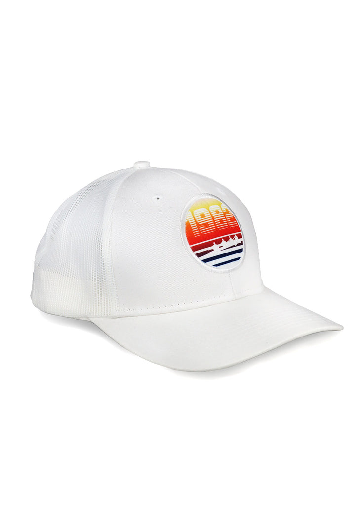 JL Racing Sunset Trucker Hat
