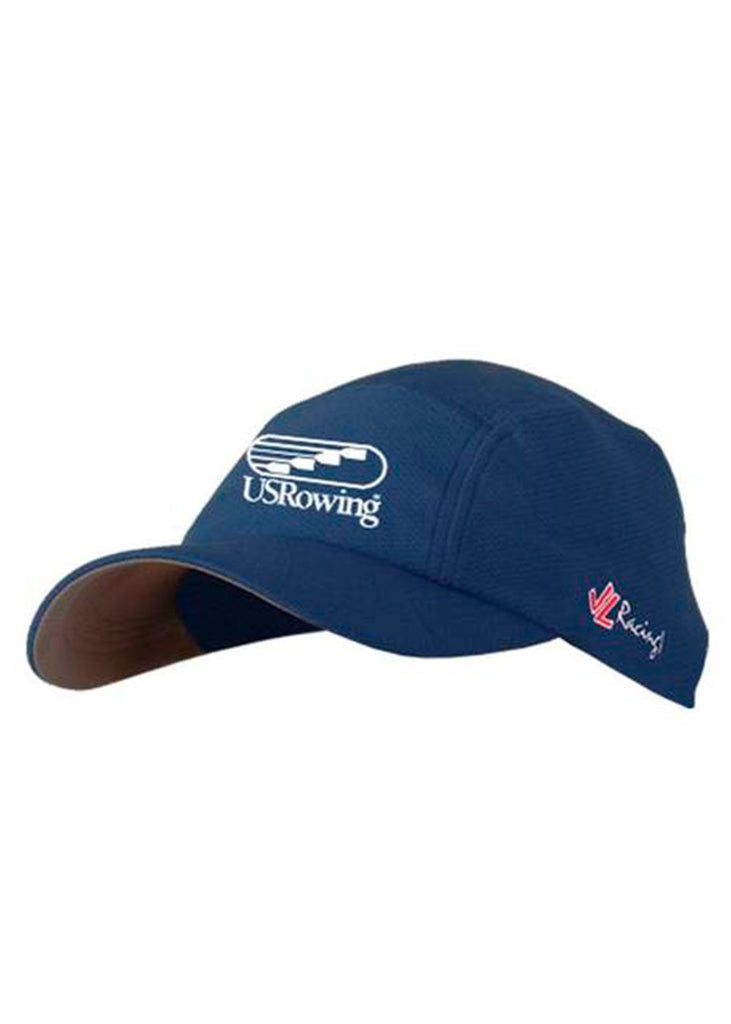 USRowing Tech Hat Navy