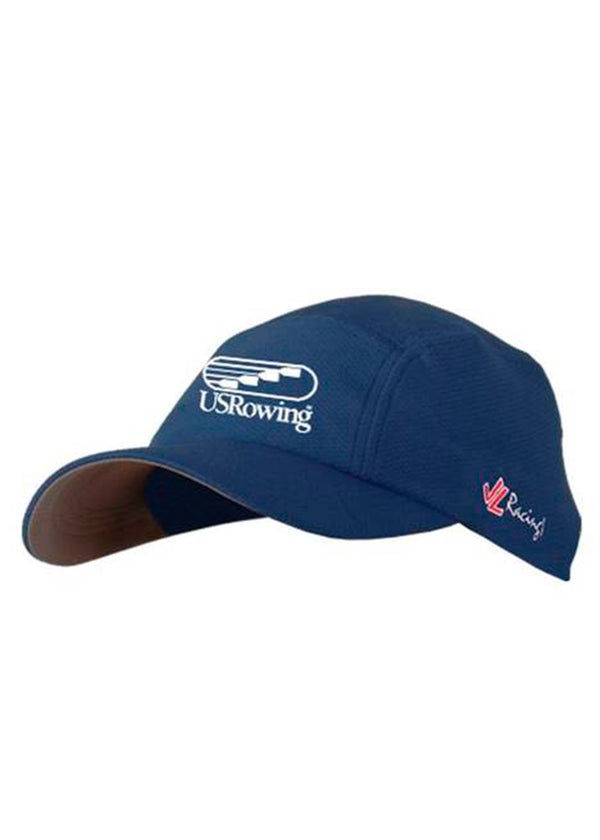 USRowing Tech Hat Navy US Rowing $10-$50, Accessories + Warmers, Hats + Headbands, Men's, Performance Hat, USA, Women's $24.95 Color Navy  JLAthletics