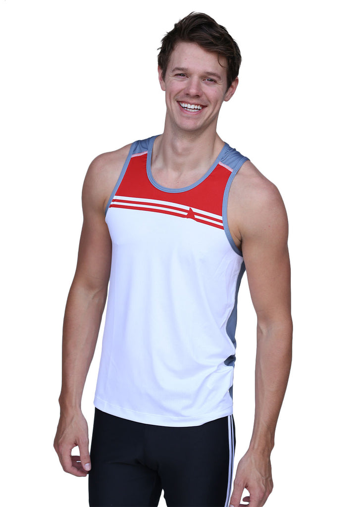 Tech Shirts Technical Shirts Performance Top Performance Tank Workout Top Long Sleeve Short Sleeve Tshirt HUDSON Men's Performance Tank Hudson $10-$50, Men's, Tank Tops, Tops, Women's $43.95 Size Medium  JLAthletics