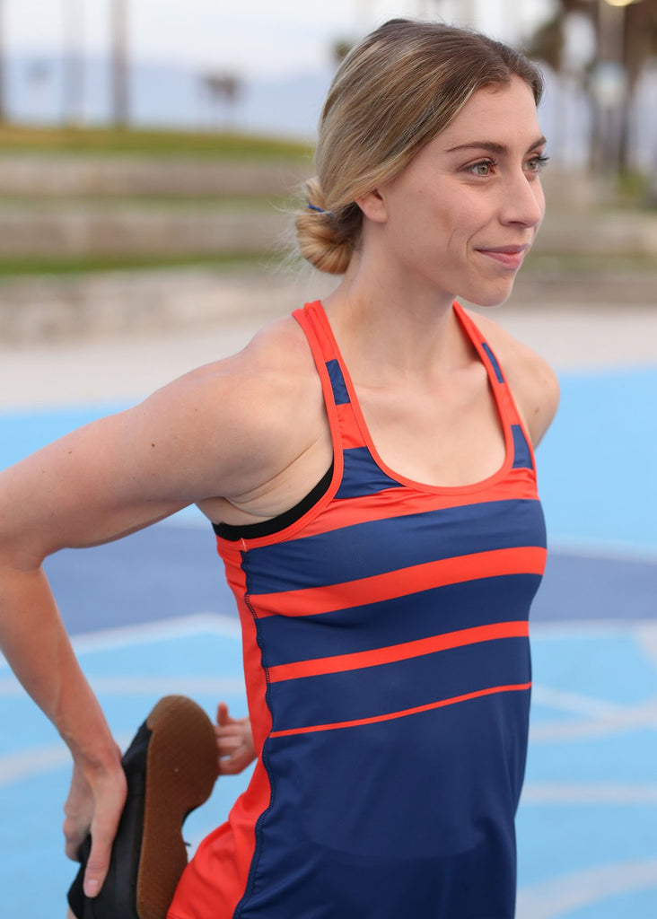 Marine Layer Performance Racerback Tank