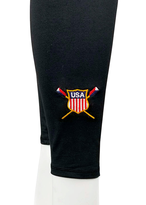 USRowing Women's Crest Legging