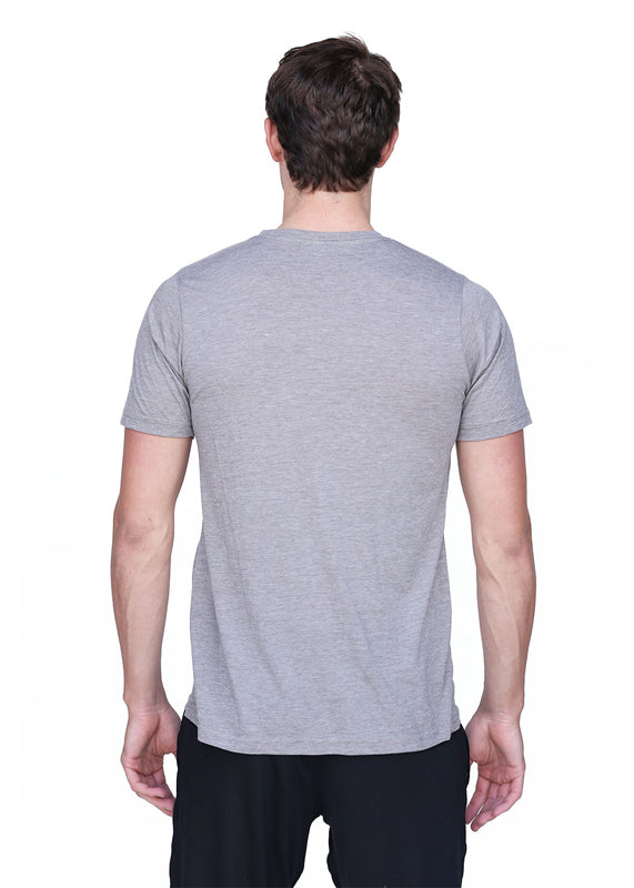 Men's Blade Short Sleeve Tee Gray