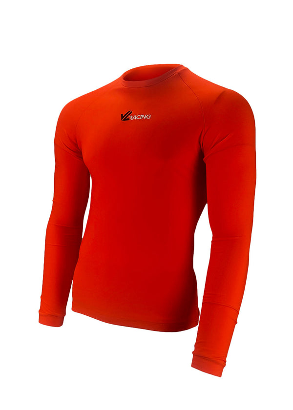 Men's Thermo Tech Shirt Orange