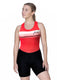 rowing unisuit zootie allinone AIO Women's Unisuit Red Retro Stripe JL Racing $50-100, JL SO CAL, Unisuit, Women's $59.95 Size Medium  JLAthletics