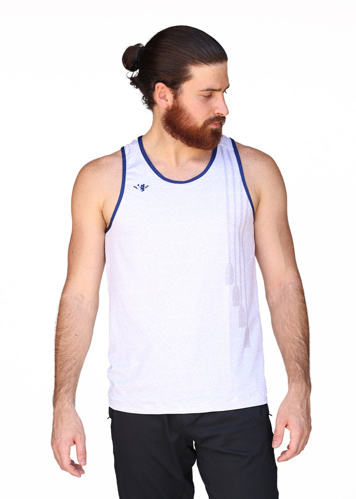 Tech Shirts Technical Shirts Performance Top Performance Tank Workout Top Long Sleeve Short Sleeve Tshirt USRowing Men's Performance Tank Gray US Rowing $10-$50, Men's, Tank Tops, Tops $43.95 Size Small  JLAthletics