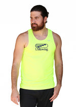 USRowing Men's Performance Tank Hi-Viz