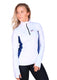 Tech Shirts Technical Shirts Performance Top Performance Tank Workout Top Long Sleeve Short Sleeve Tshirt USRowing Women's Quarter Zip Gray US Rowing $50-$100, Long Sleeve, Quarterzip, Tops, Women's $88.95 Size XSmall  JLAthletics