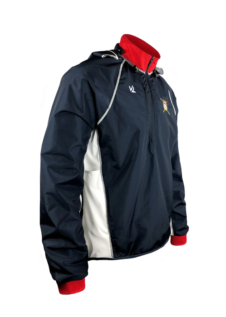 USRowing Classic Mid-Weight Sequel Jacket Navy
