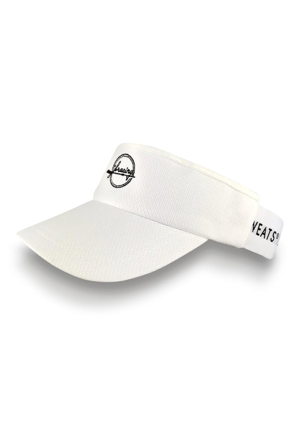 Classic Script Logo Visor White JL Racing $10-$50, Accessories + Warmers, Hats + Headbands, Men's, Visor, What's New, Women's $34.95 JLAthletics