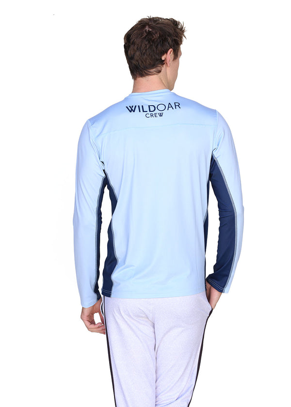 Wild Oar Men's Logo Long Sleeve