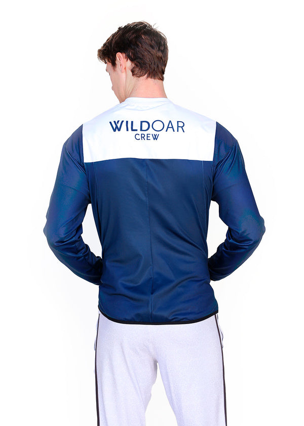 Wild Oar Men's Logo Jacket