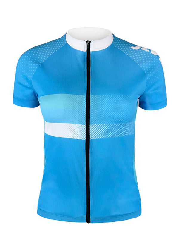 Women's Atlas Blue Team Strip Jersey