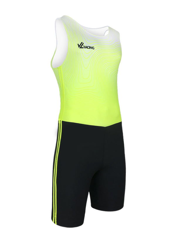 rowing unisuit zootie allinone AIO Men's Topography Unisuit JL Racing $50-$100, Hi-Viz Gear, Men's, Unisuit, What's New $79.00 Size XSmall  JLAthletics