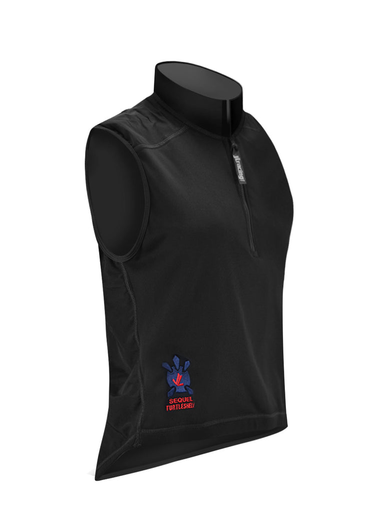 Tech Shirts Technical Shirts Performance Top Performance Tank Workout Top Long Sleeve Short Sleeve Tshirt Women's Sequel Turtleshell Black JL Racing $50-$100, Outerwear, Tops, Turtleshells + Vests, Women's $79.95 Size XSmall  JLAthletics