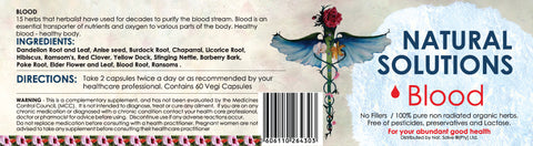 Blood Purify Capsules