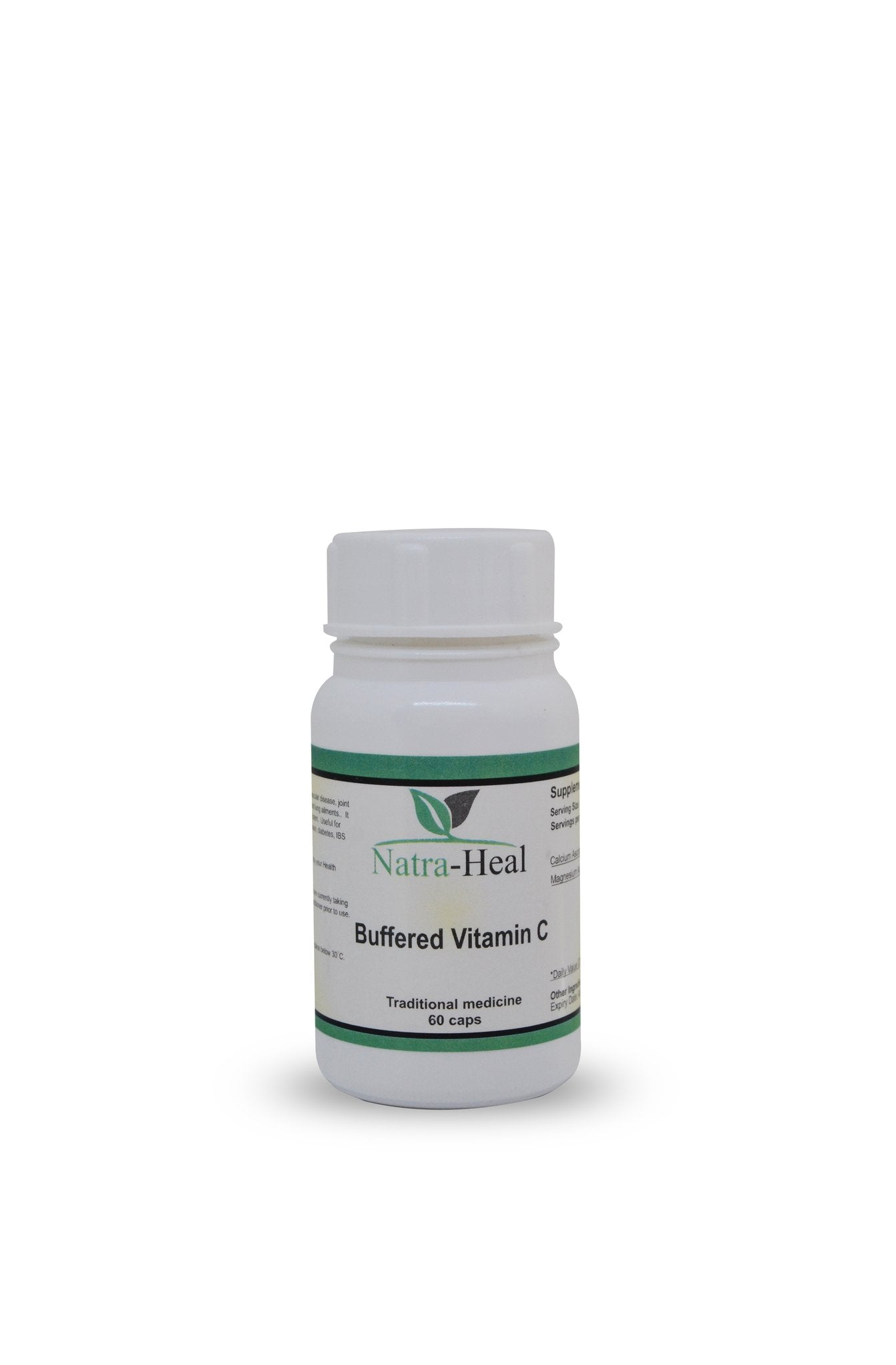Buffered Vitamin C Capsules