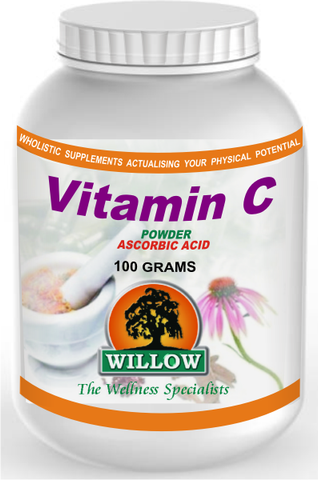 Vitamin C Powder - Ascorbic Acid - 100g