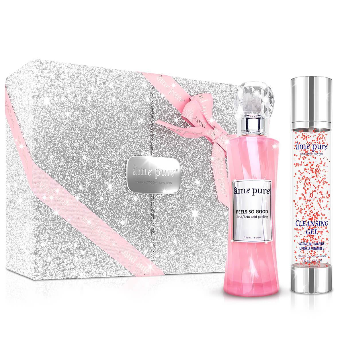 Peels So Good™ & Cleansing Gel + Gift Box