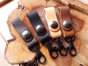 No.61 | Leather Key Fob