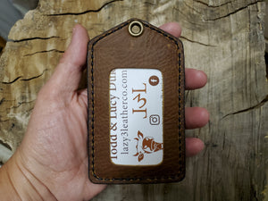 No.2 | Luggage Tags, ID Pouch, Lanyard Wallet